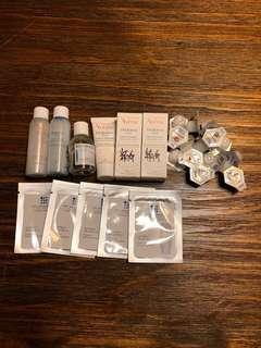 旅行裝skin care