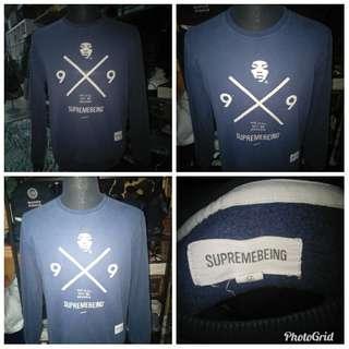 Supremebeing sweatshirt