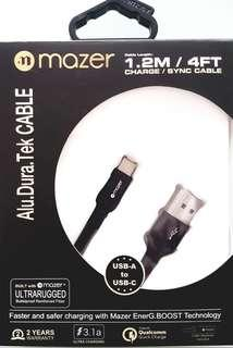 Mazer Type C Cable