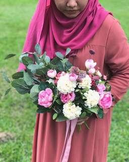 Hand Bouquet artificial flower