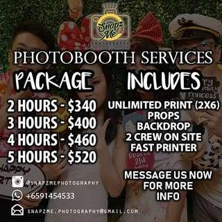 Photobooth for Wedding / Events