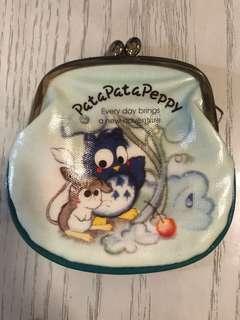Sanrio vintage patapatapeppy pata 1994' 散子包