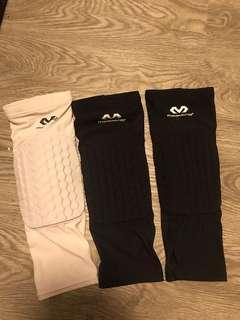 McDavid Basketball Compression Hex Leg Sleeve