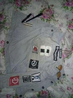 G-Dragon Denim Jacket [RUSH SALE]