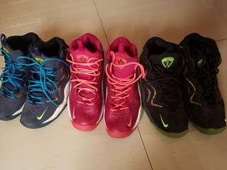 Nike pippen 1st signature shoes