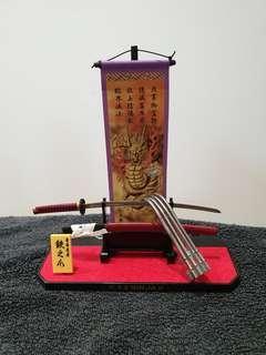 Ninja weapons set