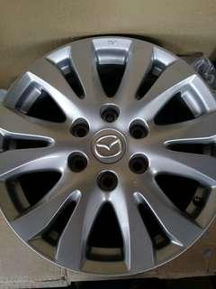 Sport 17 inch alloy rims