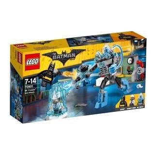 Lego The Batman Movie 70901 - Mr Freeze Ice Attack Sealed new