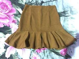Skirt / Rok Mini Kembang