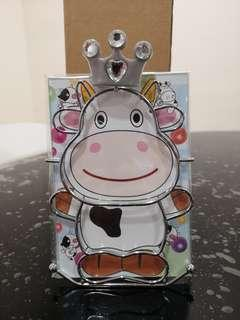 Photo Frame (Cow Design)