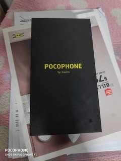 POCOPHONE F1 64GB  WTT or Sale