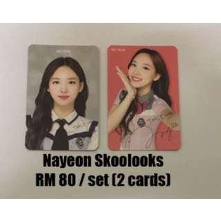 Twice Nayeon Skoolooks