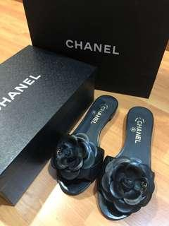 Authentic Chanel sandals