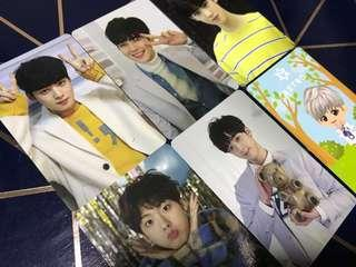 WTS ASTRO Photocards