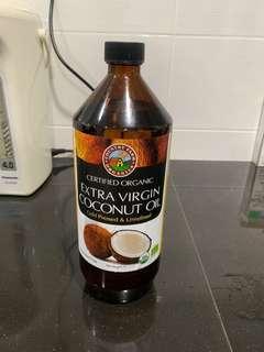 Extra Virgin Coconut Oil 1 litre