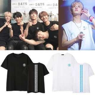 [po] day6 concert tshirt
