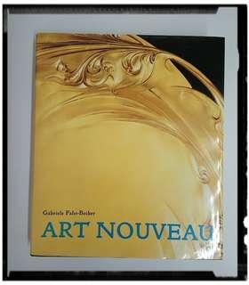 Art Nouveau Art Book
