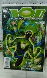 DC ION guardian of the Universe #1 '06