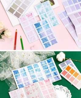 [PO] Minimalistic Pastel Planner Stickers