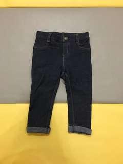 🚚 Old Navy 緊身牛仔褲 legging 18-24m
