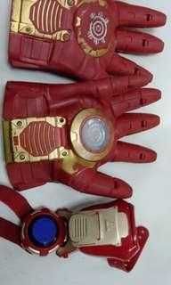 Ion Man Glove