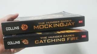 The Hunger Games Series Novel
