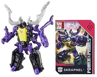 🚚 [Brand New] Transformers Power of the Primes - Legends Class Skrapnel