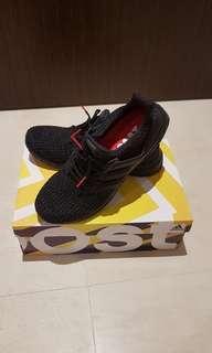 Adidas Ultra Boost 4.0 Triple Black UK8