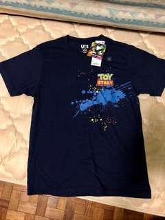 Uniqlo Color of Pixar Short Sleeve Graphic T-Shirt