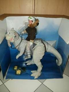 "Star Wars Collector Series 1/6 12""  - Han Solo & Tauntaun hasbro"