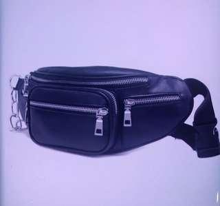 For Men and Women belt bag leather