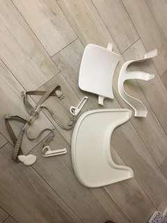 Stokke high chair accessories
