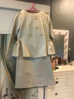 Baju Kurung Moden Size M