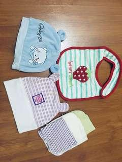 [FREE DELIVERY] Assorted baby starter kit #xmas50