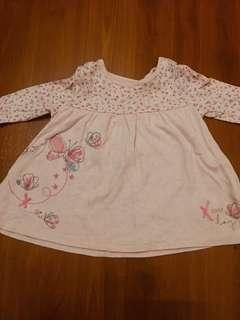 [FREE DELIVERY] Mothercare Baby dress #xmas50