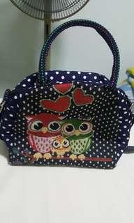 Owl bag brand new
