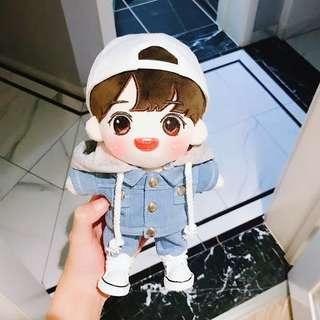 [20CM] Doll Denim Jacket