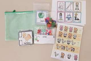 Activity Bundle Set7 ; Teaching Aids ; Learning  ; DIY  ; Educational
