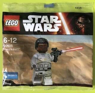 LEGO 30605 Star Wars Finn (Free Mail)