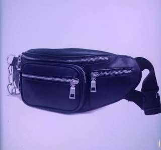 For Men and Women Belt Bag Leather