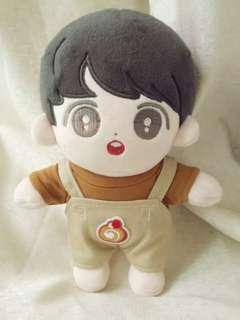 [20CM] Doll Overall & T-shirt