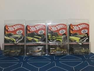 Hot Wheels Kmart Mail-In Collector Edition 2017