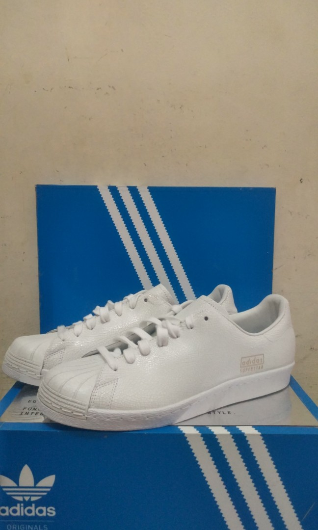 c434925109a80 Adidas Originals Superstar 80s Clean