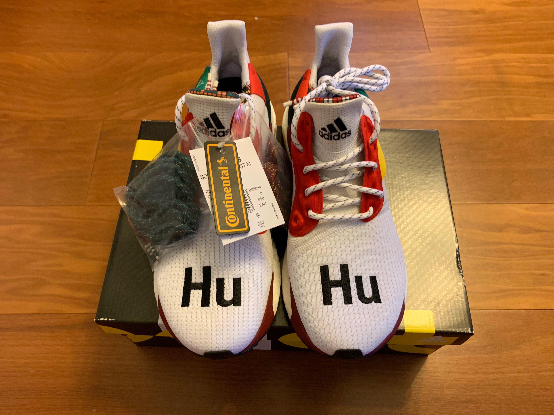 8c5098006b9dc adidas Pharrell Williams x adidas Solar Hu Glide ST Shoes