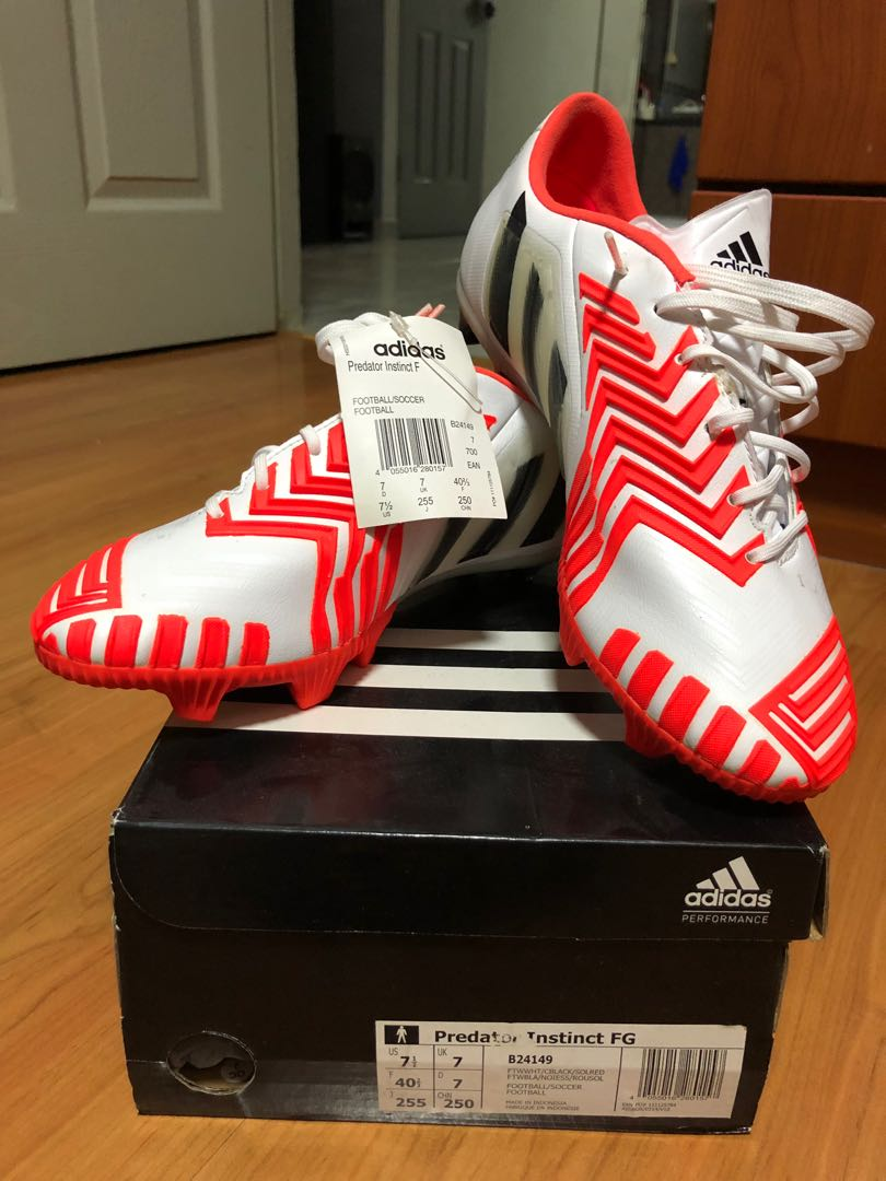 1fd727ea1d7b Adidas Soccer Boots, Sports, Sports Apparel on Carousell