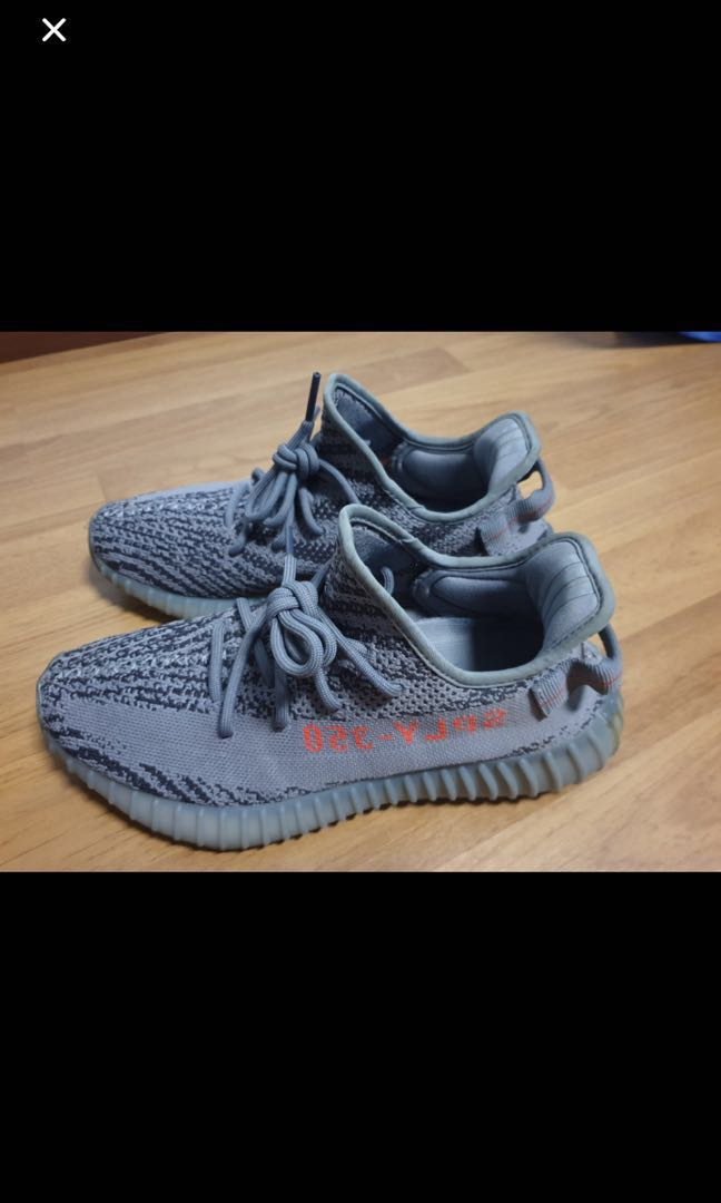 b69e5589 Adidas Yeezy Boost 350 v2, Men's Fashion, Footwear, Sneakers on ...