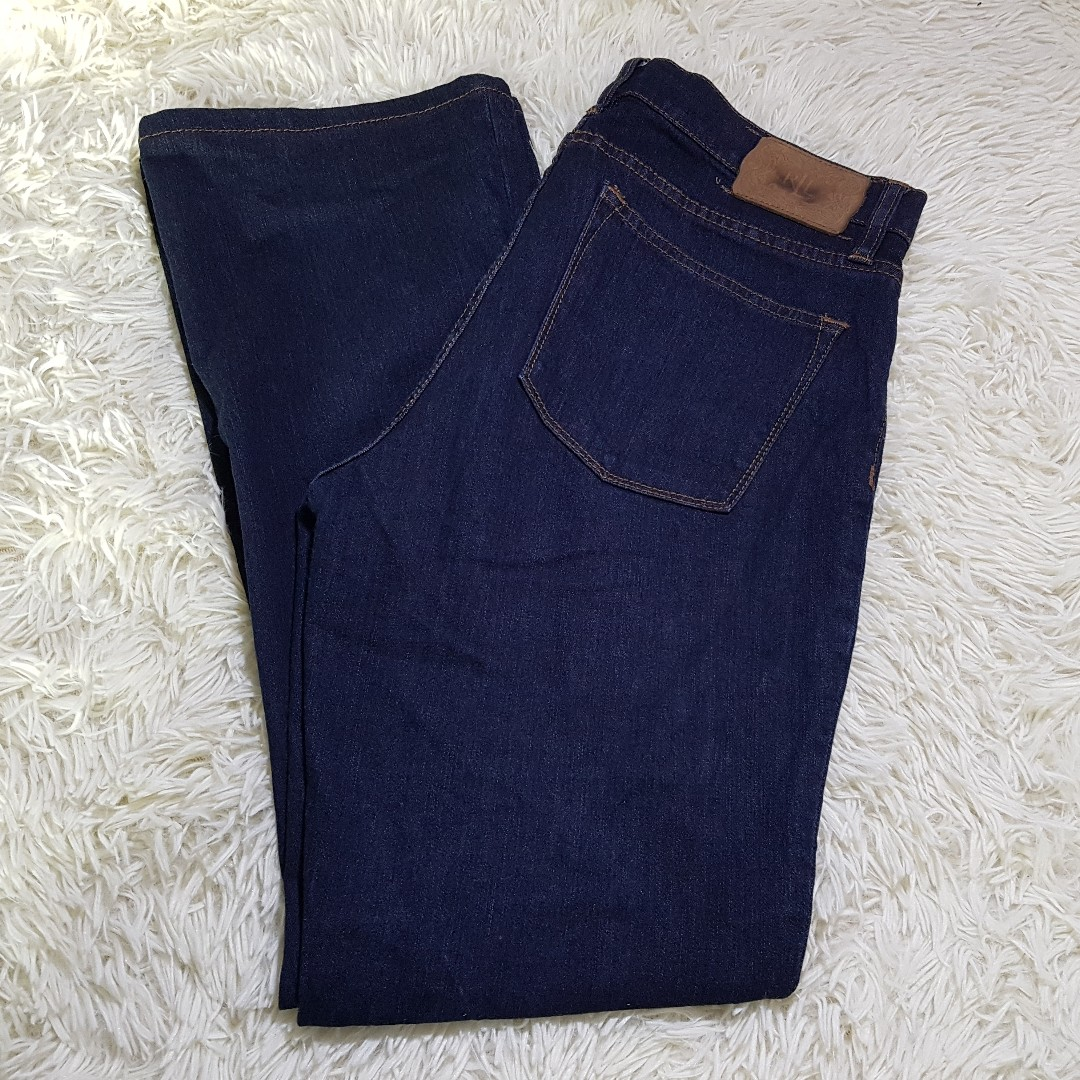 Authentic Ralph Jeans Dark Denimsize Flare Polo Lauren Bottom 10 CodeWQrExB