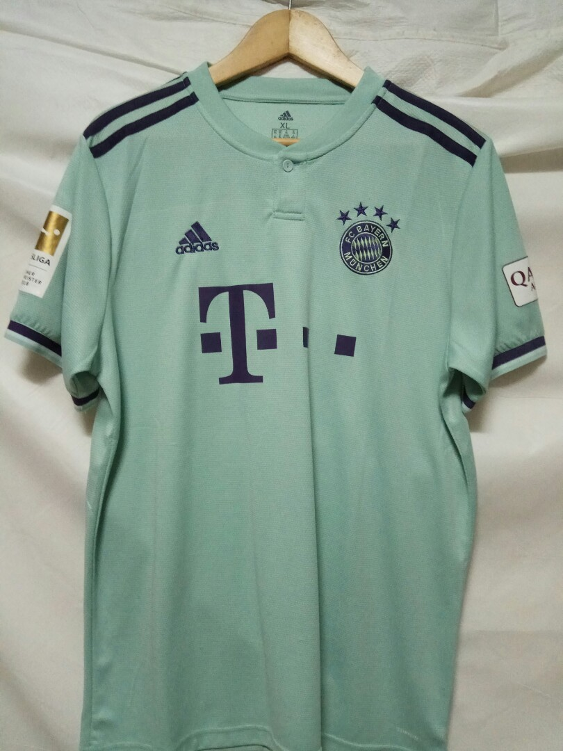 cc745d198 Bayern Munich Away Jersey 2018 19