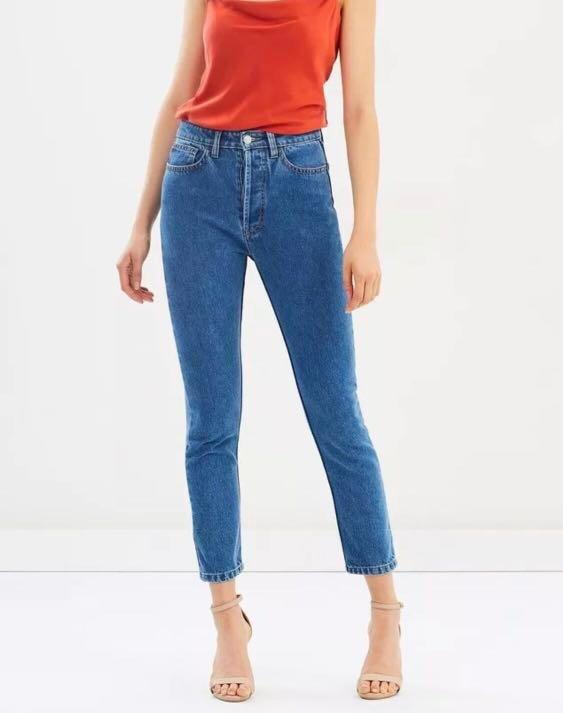BEC AND BRIDGE Bleu Moon Jeans