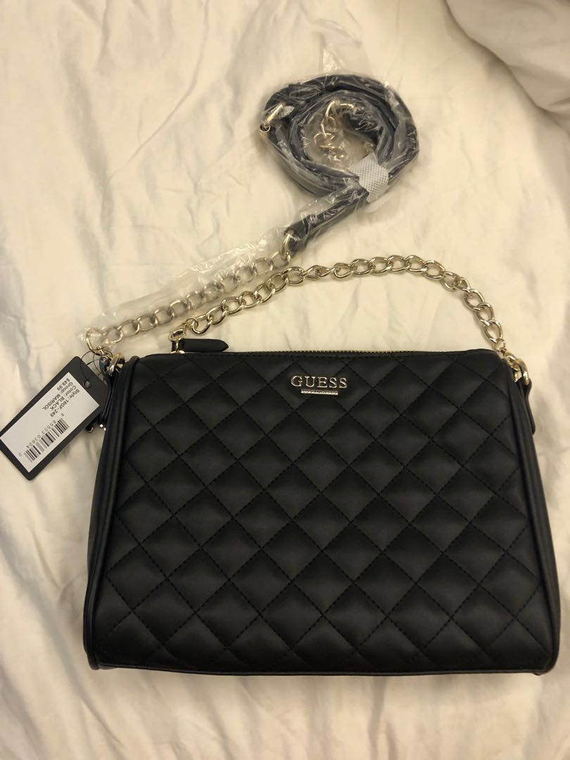 Brand New Guess Handbag Sling bag f526a9cafa0da